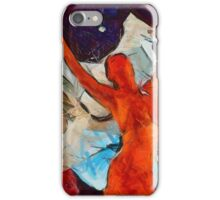 Lifting the Veil iPhone Case/Skin