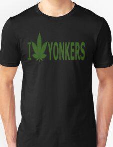 I Love Yonkers T-Shirt