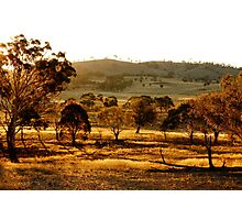 The Land Down Under Photographic Print