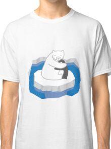 Polar Bear Hug Classic T-Shirt