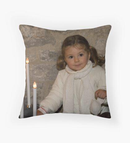 Il Battesimo Throw Pillow