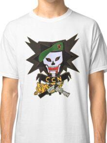 Macv sog comand control north patch (ccn) Classic T-Shirt