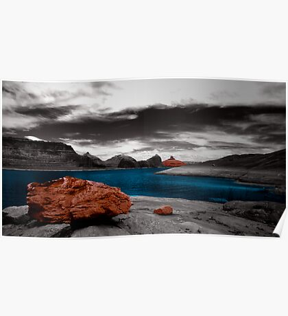 Lake Powell--Select Color Poster