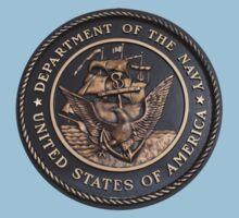 US Navy Emblem T-Shirt Kids Clothes