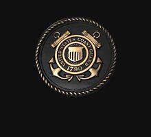 US Coast Guard Emblem T-Shirt Unisex T-Shirt