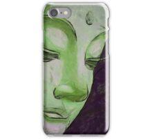 Buddha Face iPhone Case/Skin