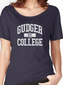 Gudger College Women's Relaxed Fit T-Shirt