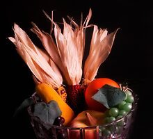 Bowl of Plenty by Jeffrey  Sinnock