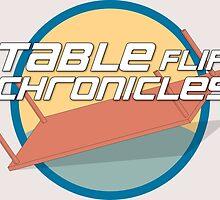 Tableflip Chronicles Orig. Logo by Ricynn