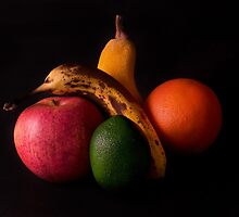 Fruit 3 by Jeffrey  Sinnock