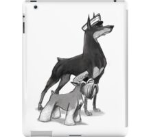 Sergeant and General iPad Case/Skin