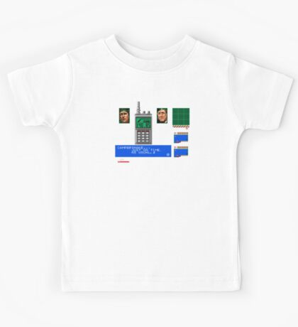 """""""Snake.. just on time, as usual."""" Kids Tee"""