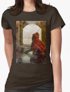 Door Of No Return Womens Fitted T-Shirt