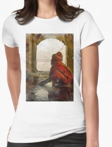 Door Of No Return Womens Fitted T-Shirt