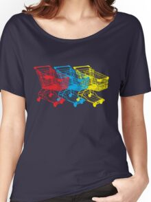 Lost in the Supermarket (The Clash) Women's Relaxed Fit T-Shirt