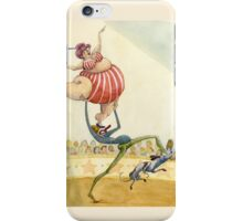 Circus Act iPhone Case/Skin