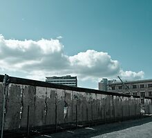 The Berlin Wall by Luke Hogan