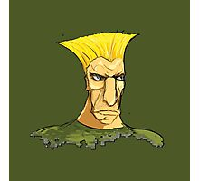 Guile in color Photographic Print