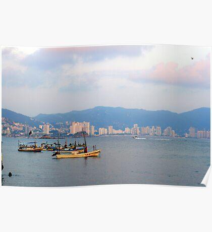 Acapulco, Mexico Poster