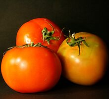 tomatoes by marinamagri