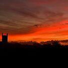 Tower Sunrise by Richard Hamilton-Veal