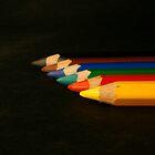 pencils by marinamagri