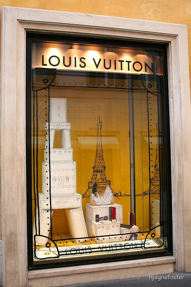 Louis Vuitton by hjaynefoster