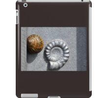 Same species centuries apart  iPad Case/Skin