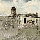 2 Window Cottage by Warren. A. Williams