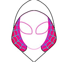 Spider-Gwen! by MikeTheGinger94