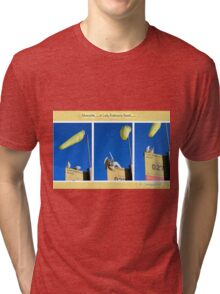 The locals of Lady Robinsons Beach  Tri-blend T-Shirt