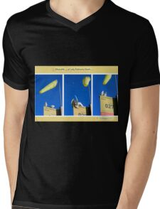 The locals of Lady Robinsons Beach  Mens V-Neck T-Shirt