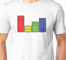 Equaliser Unisex T-Shirt
