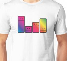 Rainbow Equaliser Unisex T-Shirt
