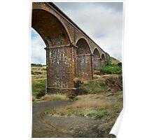 Railway Bridge, Malmsbury Victoria Poster