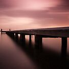 Green Point Jetty by Daniel Spruce