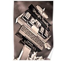 High Surf Motel Poster