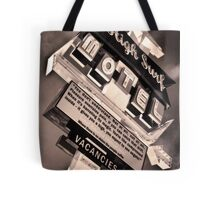 High Surf Motel Tote Bag
