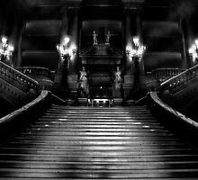 Mansion by hologram