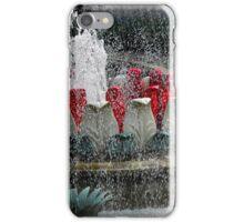 Fountain in Tivoli Gardens iPhone Case/Skin