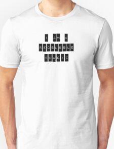 I AM A REDBUBBLE TRAGIC T-Shirt