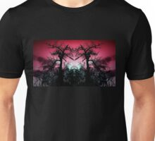 Regions Of The Mind  Unisex T-Shirt