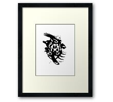 :: Tribal Fur :: Framed Print