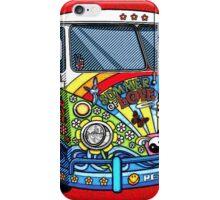 Vw Hippy Bus iPhone Case/Skin