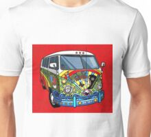 Vw Hippy Bus Unisex T-Shirt