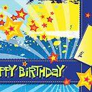 Happy Birthday by naffarts