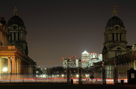 London Nights, London Lights by Mat Mackenzie
