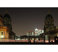 London Nights, London Lights Photographic Print