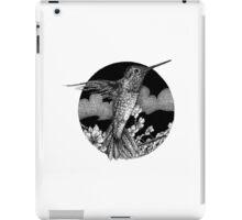 Hummingbird Ink iPad Case/Skin