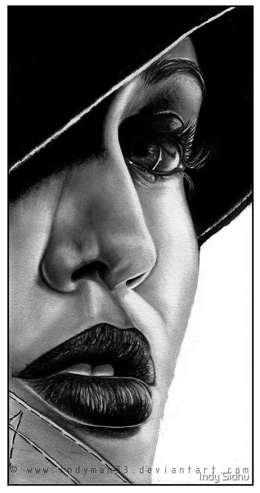Jolie, Christine Collins. by WhereIsIsaac (Indy Sidhu)